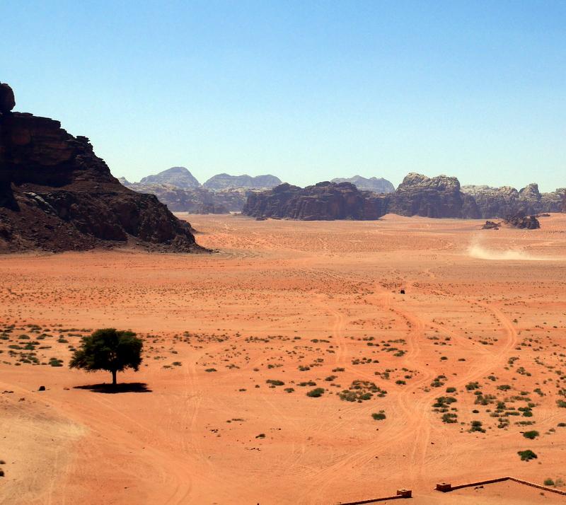 Roadtrip Jordanie 10 jours