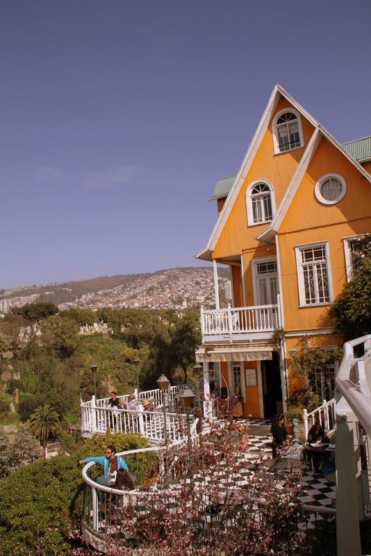 maison pointue valparaiso