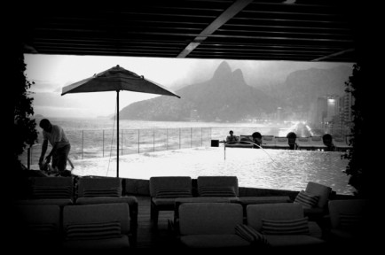 Sky Bar à Ipanema