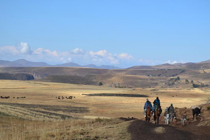 Voyage au bout du monde et dans les nuages (Afrique du Sud et Lesotho) – 17 jours