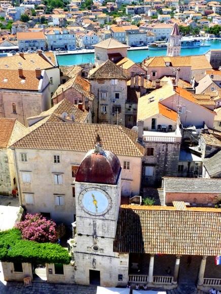itinéraire Croatie 2 semaines et demi: «La Croatie par les îles – Boucle au départ de Split»