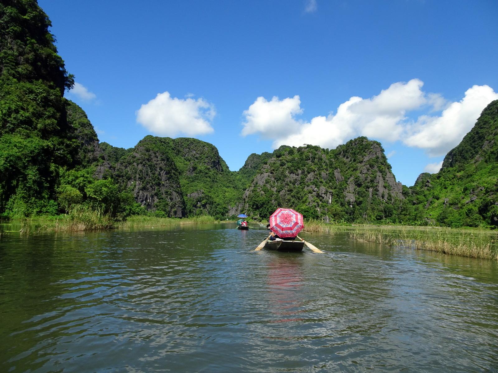 De la baie d'Halong au delta du Mekong, 1 mois au Vietnam !