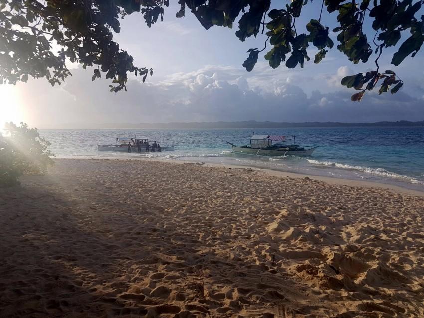 plage siargao philippines