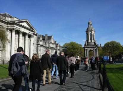 Itinéraire 3 jours à Dublin