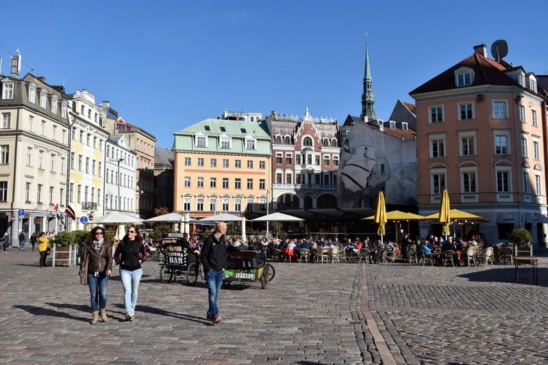 Weekend à Riga