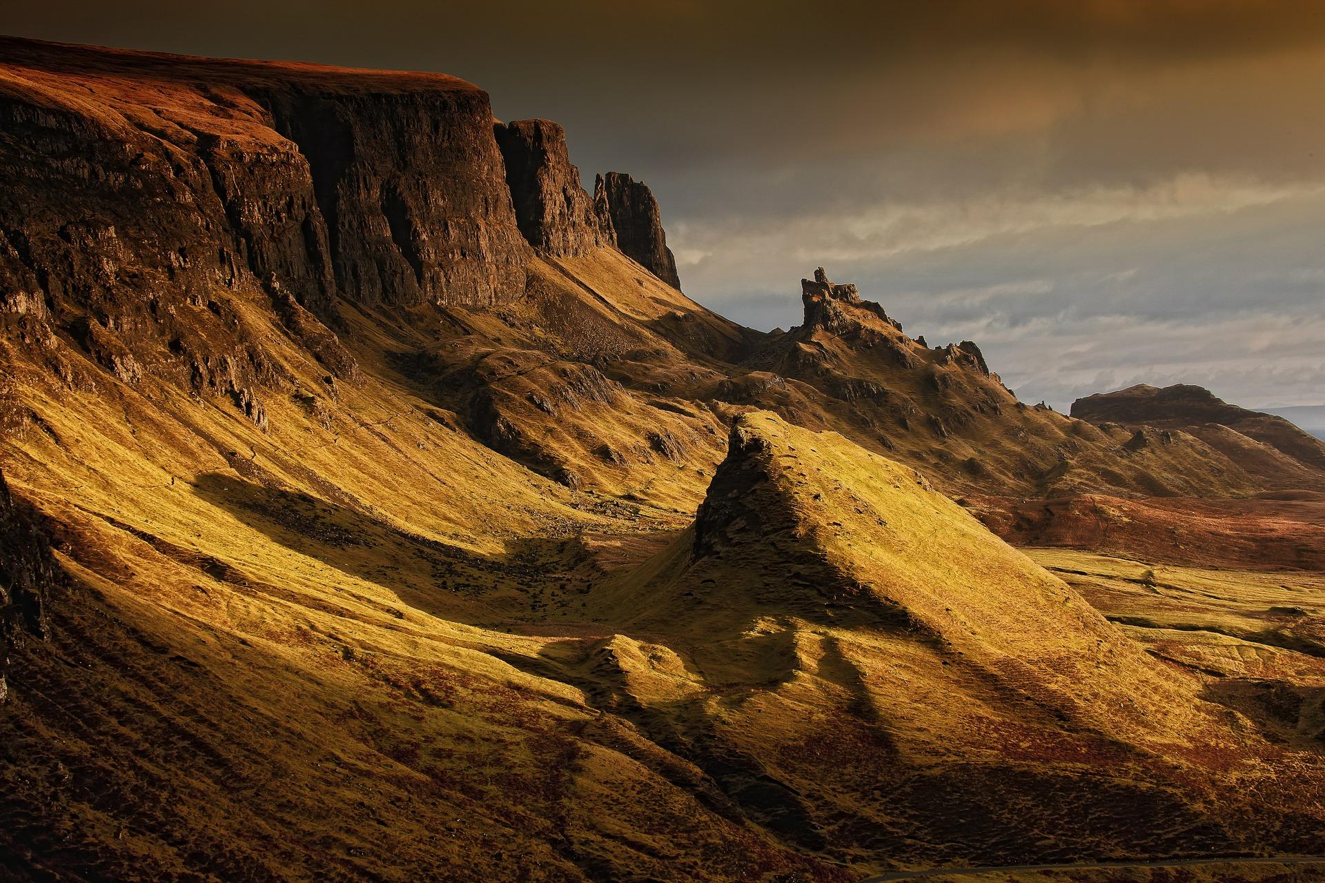 1 semaine Highland & île de Skye