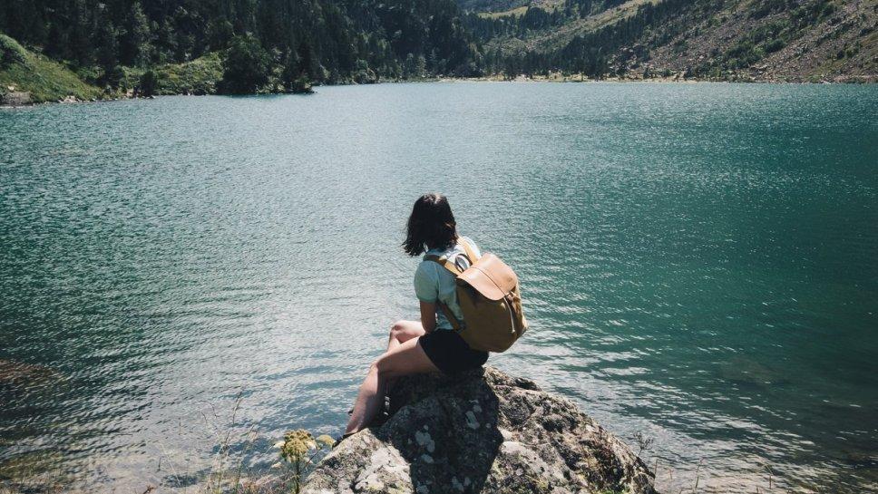 Rando trip dans les Pyrénées 2 jours