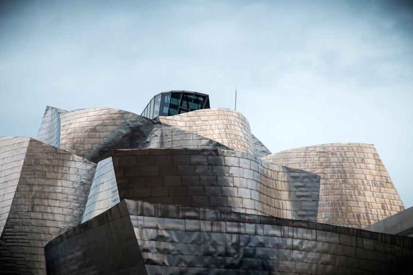 Magnifique musée Guggenheim, Bilbao