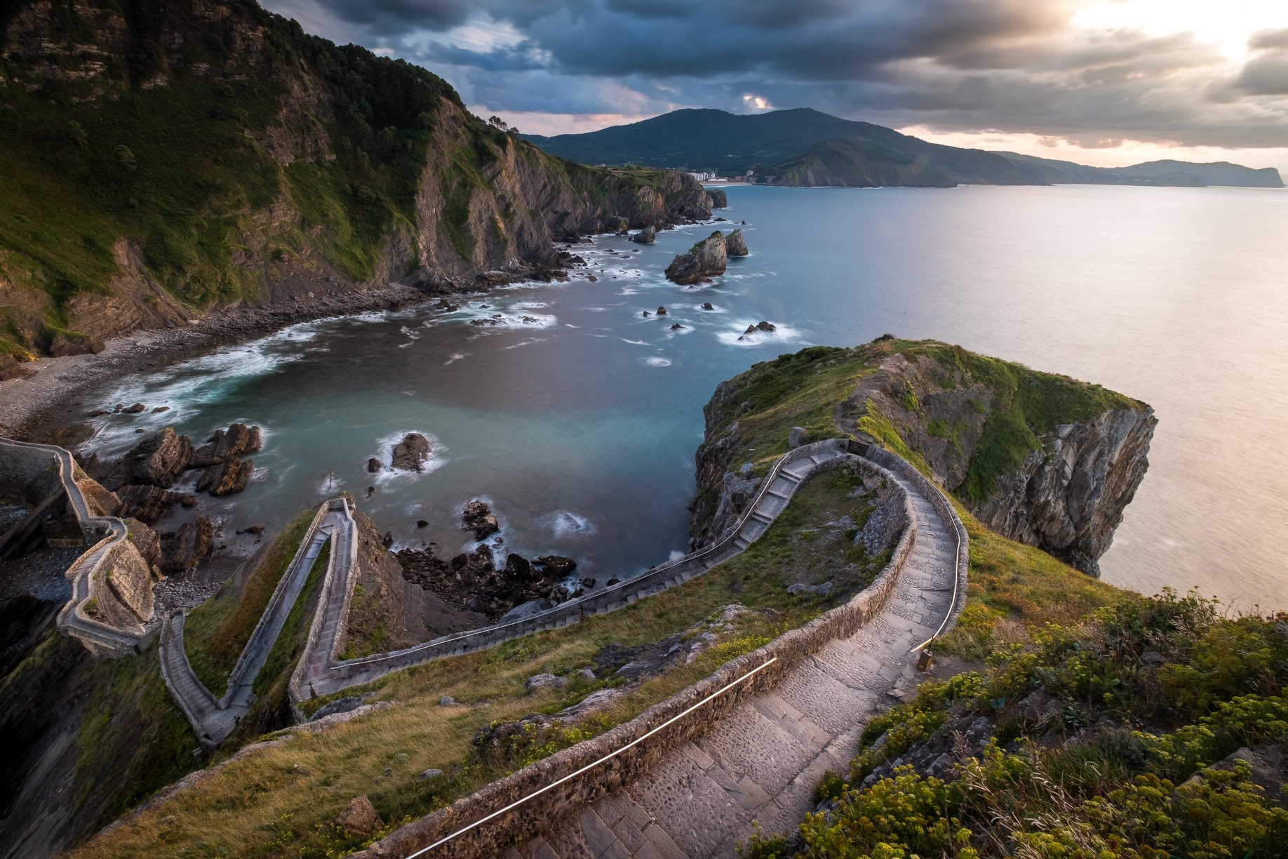 Itinéraire 1 semaine dans le pays basque