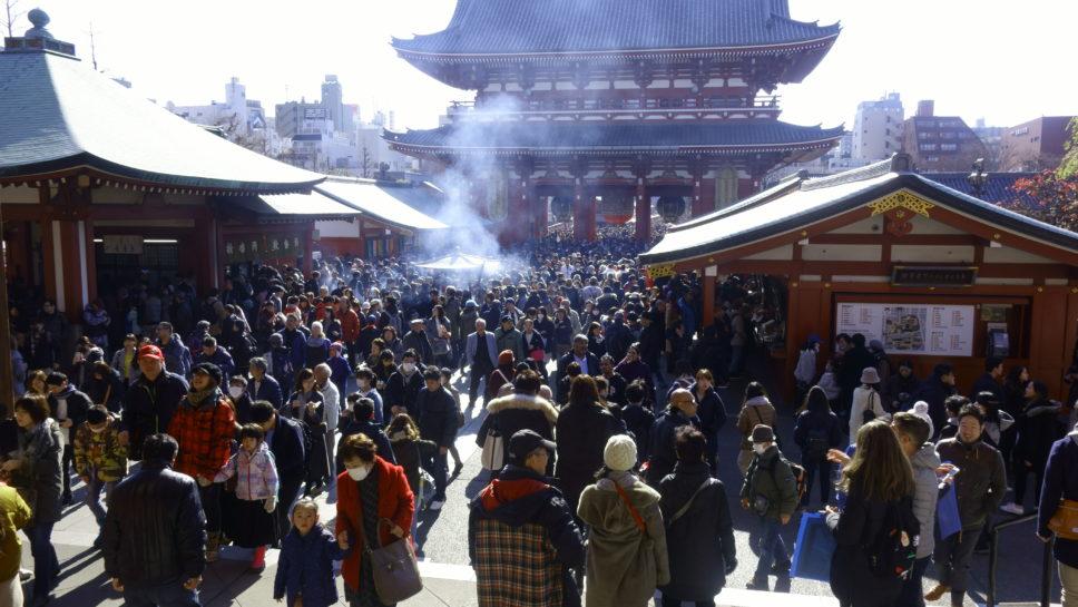 Le Japon, 10 jours en hiver